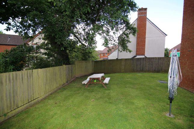 Garden 2 of Massey Road, Tiverton EX16