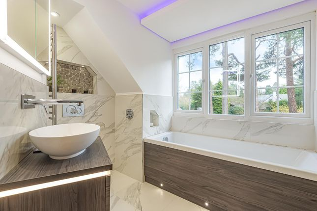 Bathroom of No Though Road, Village Outskirts, Storrington RH20
