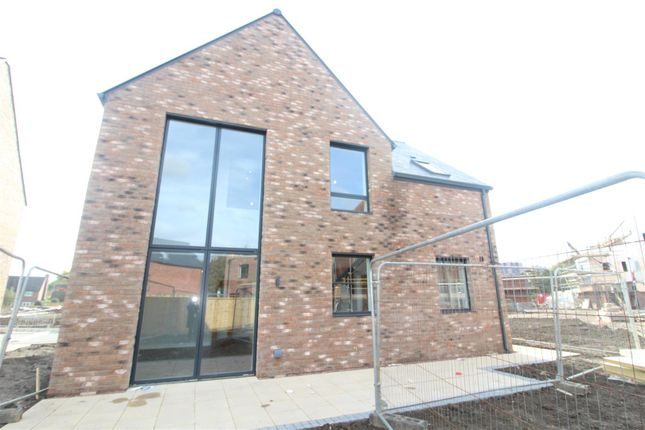 Thumbnail Detached house for sale in Radbrook Village, Radbrook Road, Shrewsbury