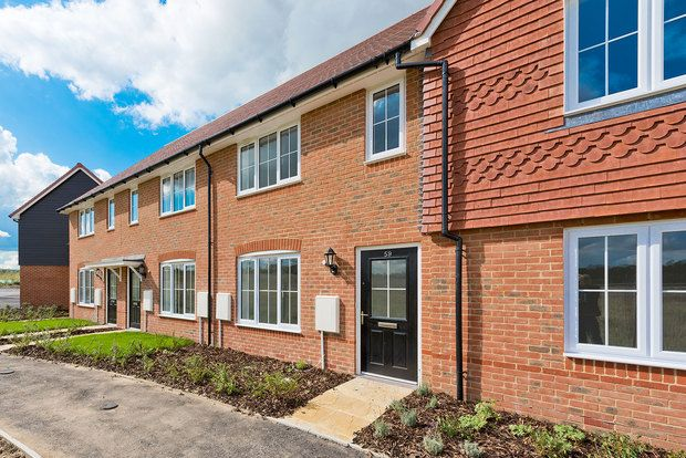 2 bed semi-detached house for sale in Southfields Way, Harrietsham