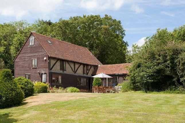 Thumbnail Detached house to rent in Maypole Lane, Goudhurst, Kent