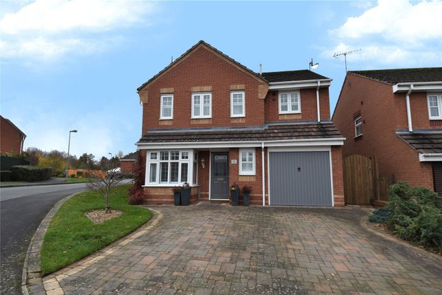 4 bed detached house for sale in Impney Green, Droitwich WR9