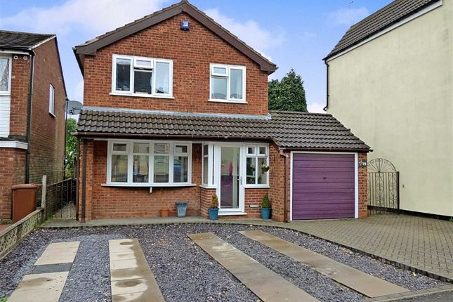 Thumbnail Detached house for sale in Stafford Street, Cannock, Staffordshire