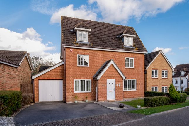 Thumbnail Detached house for sale in Aspen Drive, Godinton Park, Ashford