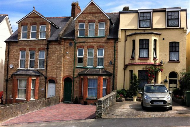 Thumbnail Flat to rent in Chambercombe Road, Ilfracombe