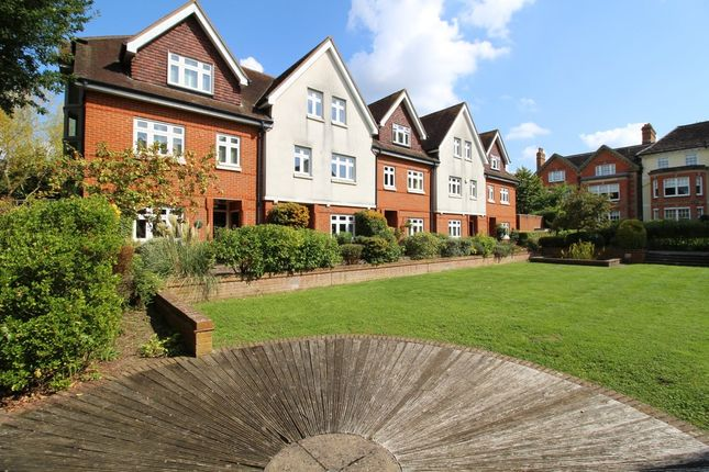 Thumbnail Town house for sale in Hewells Court, Black Horse Way, Horsham