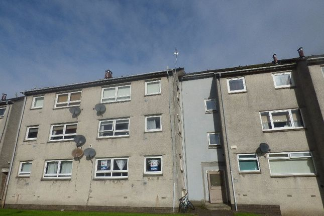 Thumbnail Flat to rent in South Barwood Road, Kilsyth, North Lanarkshire