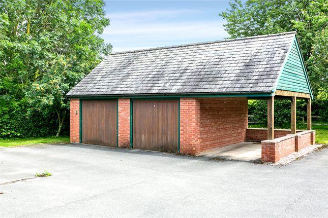 Garaging of New Hall Barn, Church Lane, Gawsworth, Macclesfield SK11