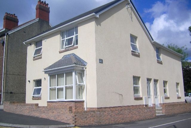 Thumbnail Flat to rent in Faull House, Faull Street, Morriston
