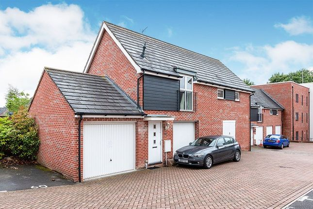 Thumbnail Property to rent in Sinclair Drive, Basingstoke