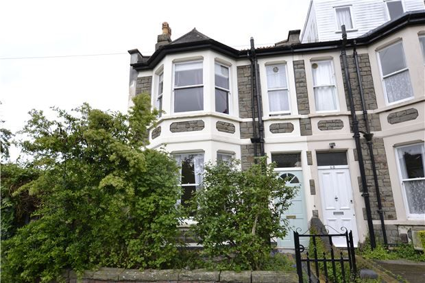 Thumbnail End terrace house for sale in Monk Road, Bristol