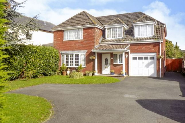 Thumbnail Detached house for sale in Marlborough Road, Royal Wootton Bassett, Swindon