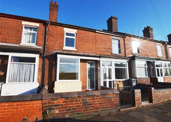 Thumbnail Terraced house for sale in Whieldon Road, Fenton, Stoke-On-Trent