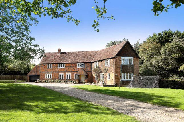 Thumbnail Detached house for sale in Sheepcote Lane, Nr Paley Street, Maidenhead, Berkshire
