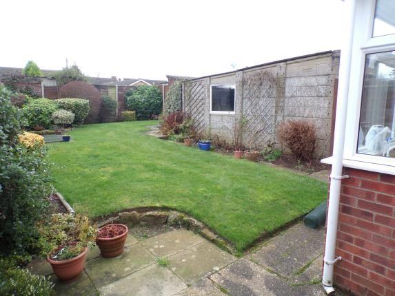 Garden of Grafton Way, Duston, Northampton, Northamptonshire NN5