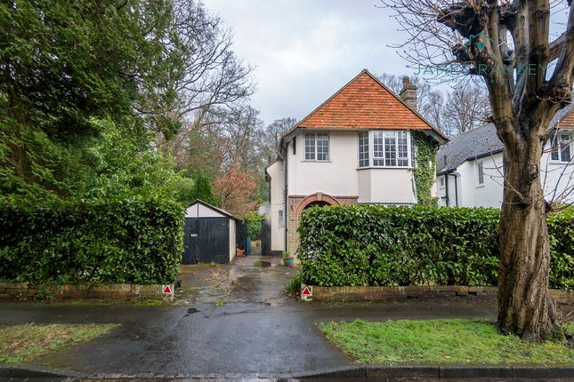 Thumbnail Detached house for sale in 1 Common Place, Woking
