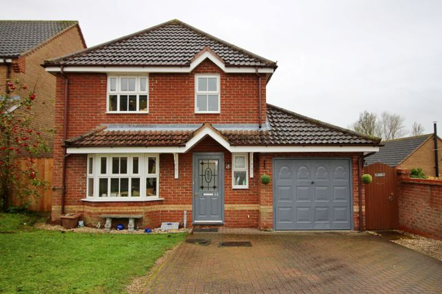 Thumbnail Detached house for sale in Valley Way, Fakenham