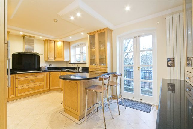 Thumbnail Terraced house to rent in Thornhill Bridge Wharf, Barnsbury, London