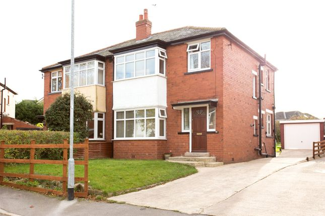 Thumbnail Semi-detached house to rent in Castle View, Leeds, West Yorkshire
