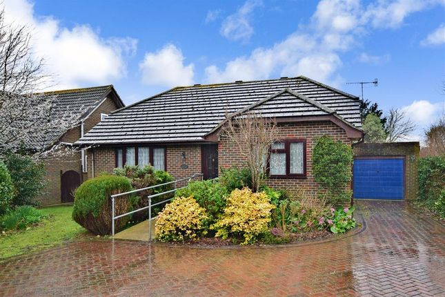 Thumbnail Detached bungalow for sale in Galley Lane, Brighstone, Newport, Isle Of Wight