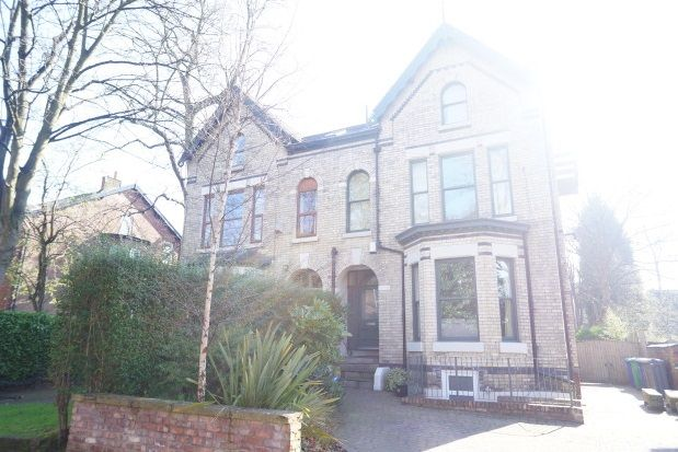 2 bed flat to rent in Clyde Road, West Didsbury