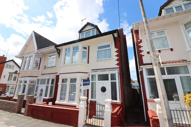 3 bed semi-detached house for sale in Malpas Road, Wallasey CH45
