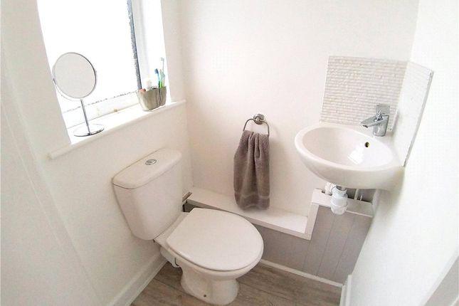 En-Suite W.C of Poplar Avenue, Spondon, Derby DE21