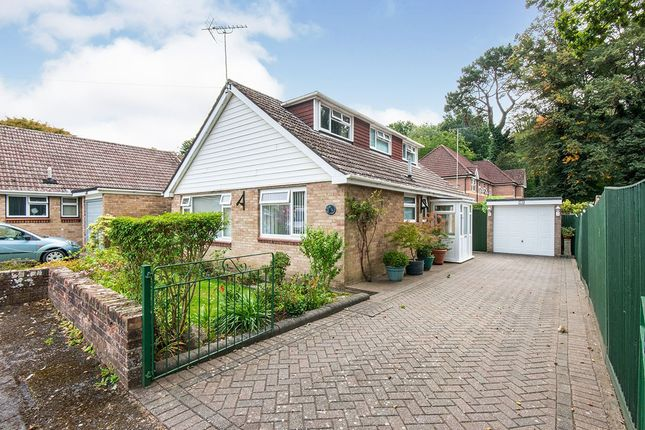 Thumbnail Bungalow for sale in Lacon Close, Southampton
