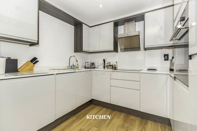Thumbnail Flat to rent in South Road, Luton