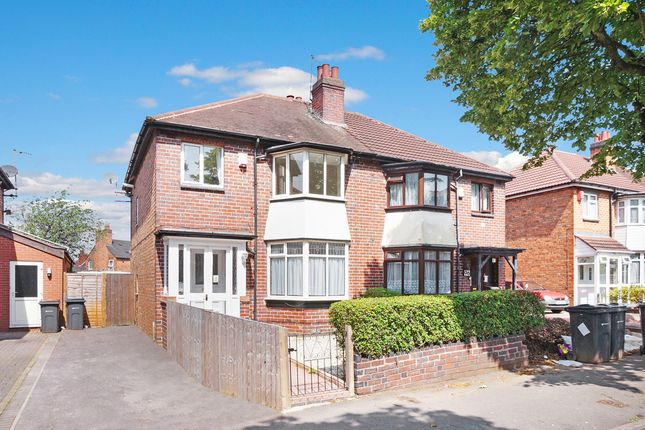 Semi-detached house for sale in Gibson Road, Handsworth, Birmingham