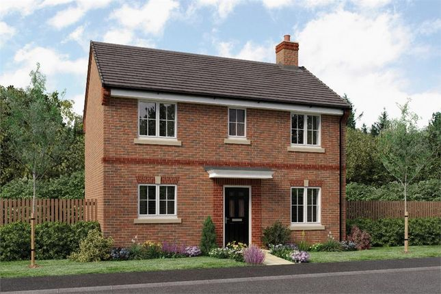 "Thumbnail Detached house for sale in ""Darwin"" at Hind Heath Road, Sandbach"