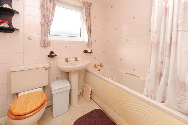 Bathroom of Doveridge Close, Old Whittington, Chesterfield S41