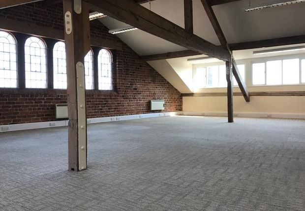 Thumbnail Office to let in The Steam Mill (Fifth Floor, Suite B) Steam Mill Street, Chester, Chester