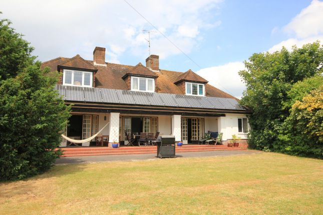 Thumbnail Detached house for sale in Berkeley Avenue, Reading