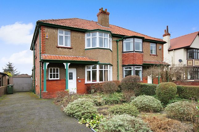 Thumbnail Semi-detached house for sale in Liverpool Road, Ainsdale, Southport