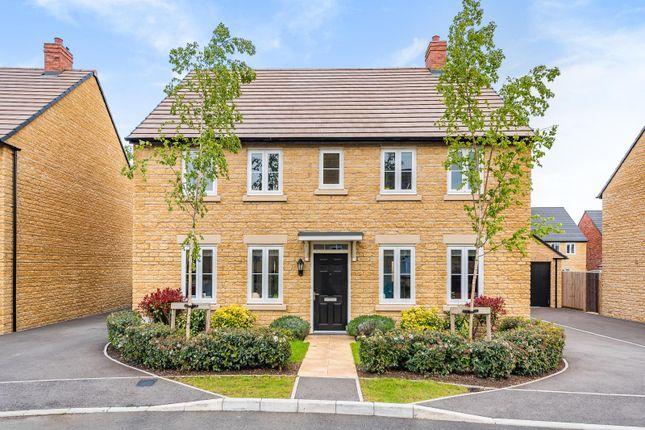 Thumbnail Detached house for sale in Blush Crescent, Carterton, Oxfordshire