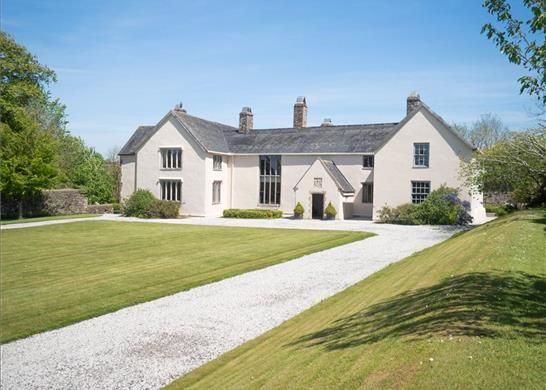Thumbnail Detached house for sale in Wembworthy, Chulmleigh, Devon