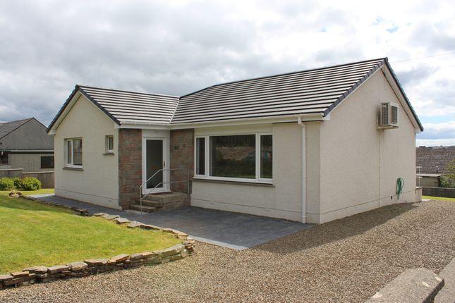 Thumbnail Detached bungalow for sale in Berstane Road, Kirkwall, Orkney