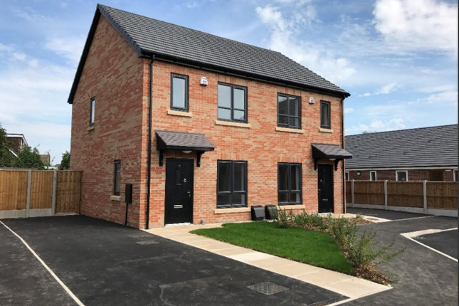2 bed semi-detached house for sale in Chapel Road, Hesketh Bank, Lancashire