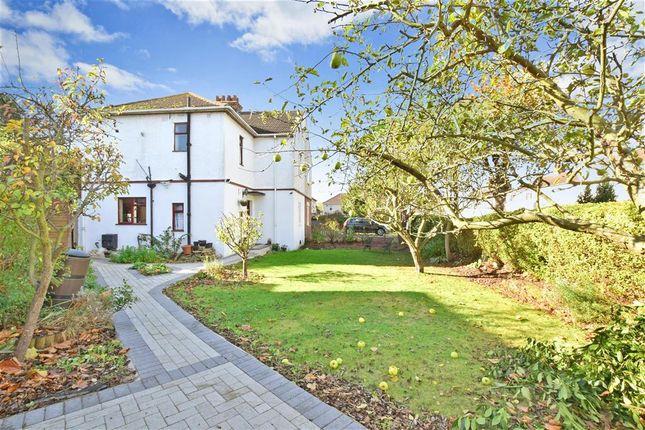 Thumbnail Semi-detached house for sale in Biggin Avenue, Mitcham, Surrey
