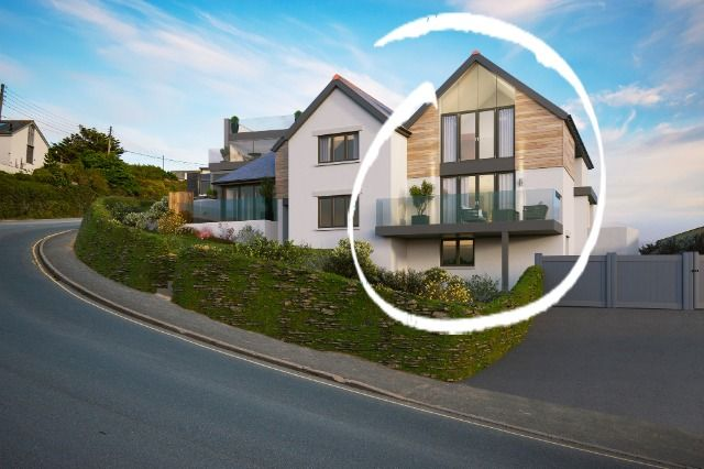 4 bed property for sale in Penhale, Dunders Hill, Polzeath PL27