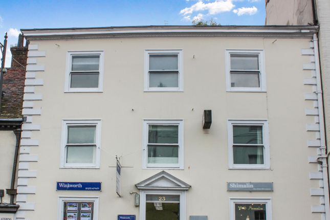 Thumbnail Flat for sale in High Street, Lewes