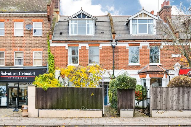 Thumbnail Terraced house to rent in Upper Richmond Road West, East Sheen, London