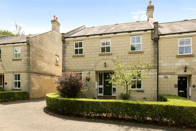 Thumbnail Terraced house for sale in Lansdown Heights, Lansdown, Bath