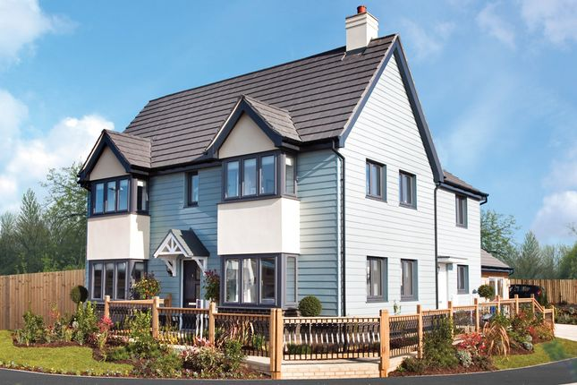 """Thumbnail Detached house for sale in """"The Sheringham"""" at Harbour Road, Seaton"""