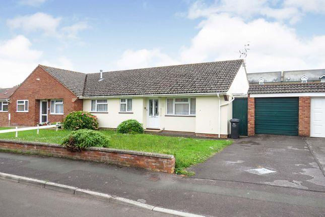 Thumbnail Semi-detached bungalow for sale in Dovetons Drive, Williton, Taunton
