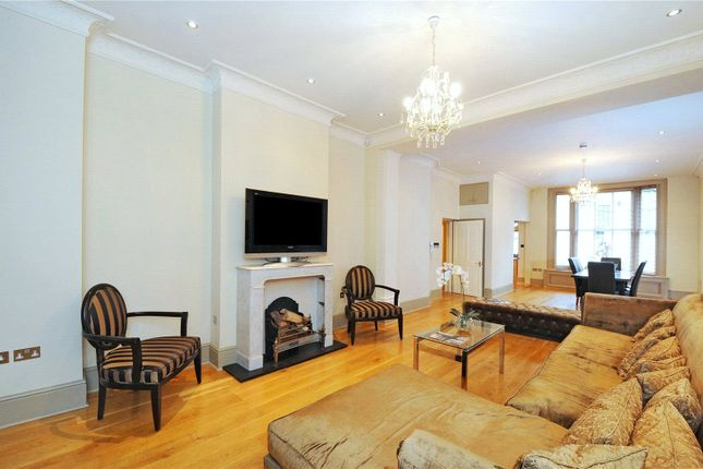 Thumbnail Flat to rent in Draycott Place, London