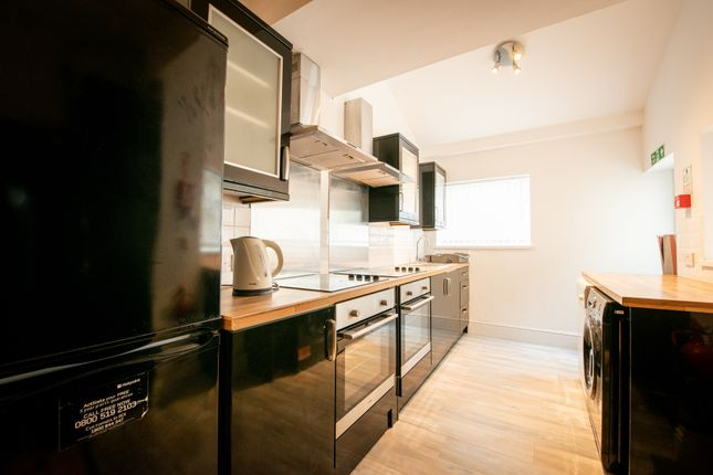 Thumbnail Shared accommodation to rent in St Helens Road, Swansea