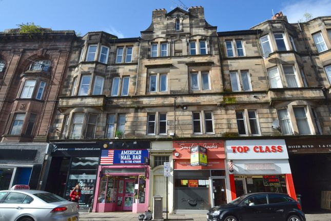 Thumbnail Flat to rent in Barnton Street, Stirling