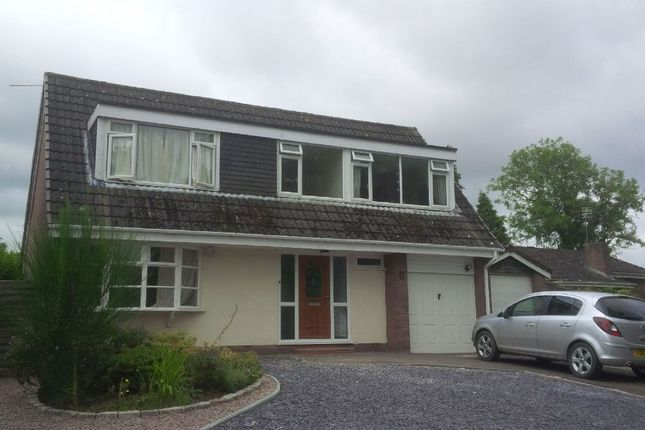 Thumbnail Detached house to rent in The Close, Church Aston, Newport
